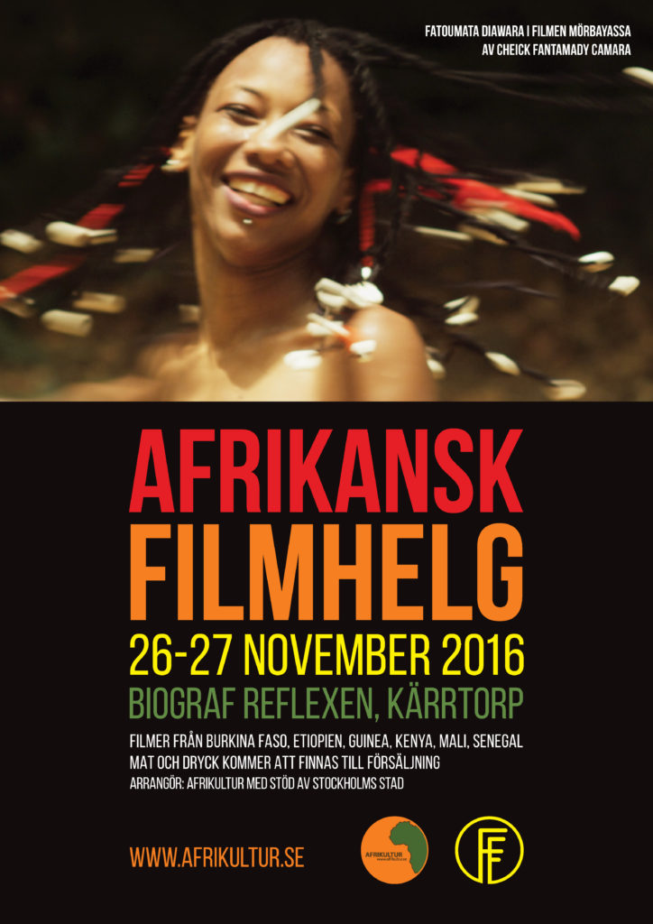 Afrikansk filmhelg