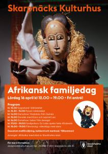 Afrikansk familjedag 2016