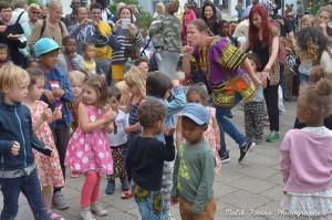 Danslek med Klara
