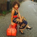 Modevisning – Zimbo Chic