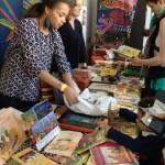 Böcker till Afrikansk marknad