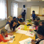 "Workshop ""Papa Diops taxi"" i Folkets Hus med Christian Epanya"